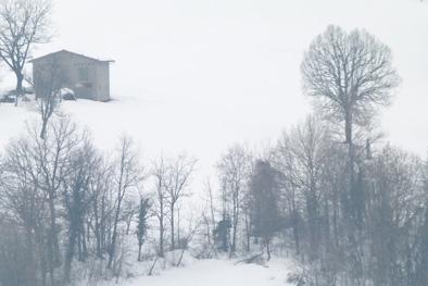 Montecorone d'inverno